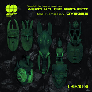 Various - Yoshi Horino presents Afro House Project - Oyegbe