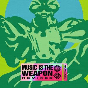 Major Lazer - Music Is The Weapon (Explicit Remixes)