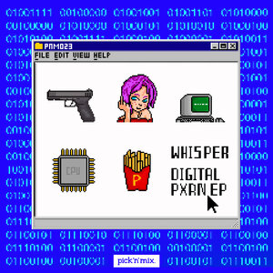 Whisper - Digital Pxrn EP
