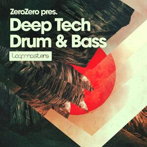 ZeroZero - Deep Tech Drum & Bass (Sample Pack WAV/LIVE)