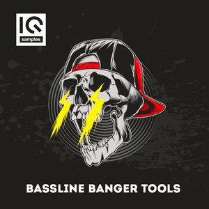 IQ Samples - Bassline Banger Tools (Sample Pack WAV)