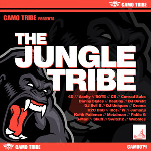 Various - Camo Tribe Presents The Jungle Tribe