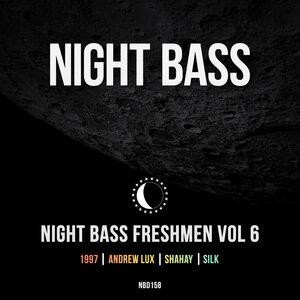 1997/ANDREW LUX/SILK/SHAHAY - Night Bass Freshmen Vol 6
