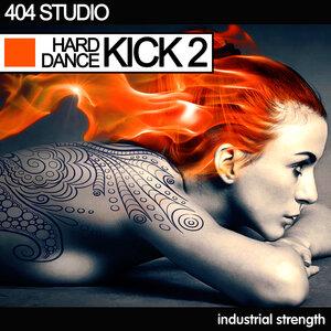 Industrial Strength Records - 404 Studio Hard Dance Kick 2 (Sample Pack Kick Presets/WAV)