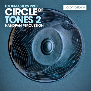Loopmasters - Circle Of Tones 2 (Sample Pack WAV)