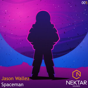 Jason Wallez - Spaceman