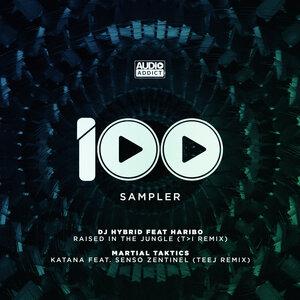 T>I/DJ Hybrid/Teej - Audio Addict 100 - LP Sampler