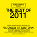 Electrique Music: The Best Of 2011