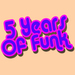5 Years Of Funk (only available at Juno)