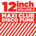 12 Inch Maxi Club Disco Funk Vol 8