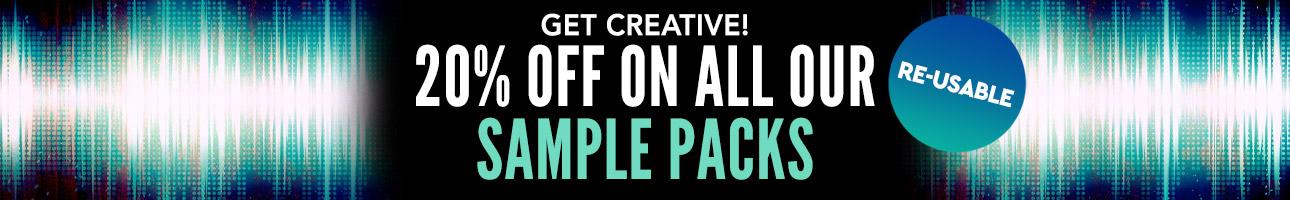 Sample Packs Sale