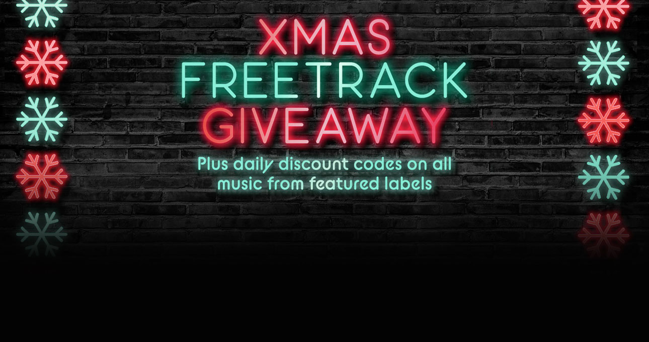 XMAS FREE TRACK GIVEAWAY
