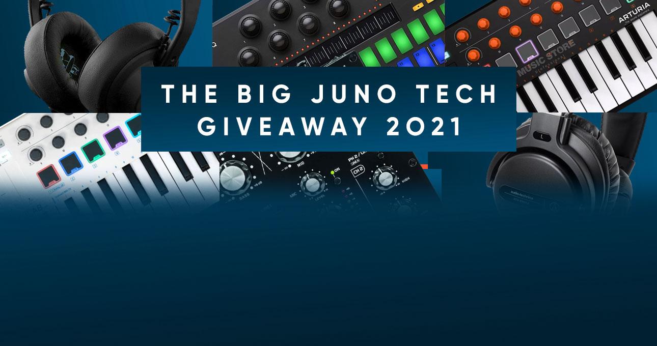 The Big Juno Tech Giveaway 2021