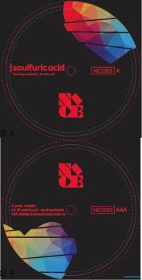 STUART NICETRAXUK LABEL: Soulfuricacid digital promo chart
