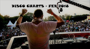 Chris Rhythm / SUPER MOTION: CHRIS RHYTHM - FEB DISCO EDITS CHARTS 2018