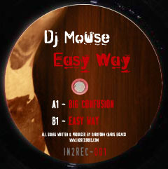 DJ MOUSE - Easy Way EP