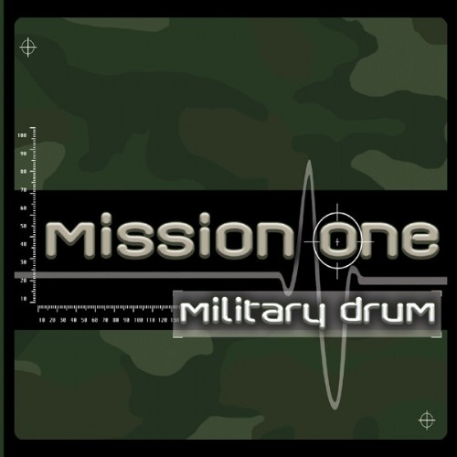 MISSION ONE - Military Drum