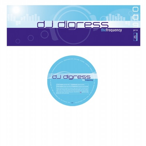 DJ DIGRESS - The Frequency