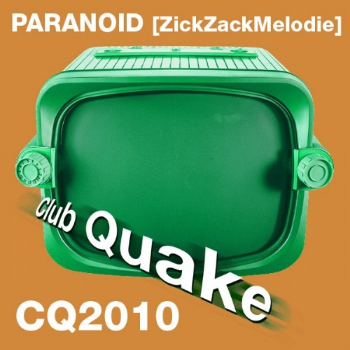 PARANOID - Zick Zack Melodie