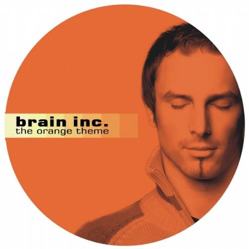BRAIN INC - The Orange Theme