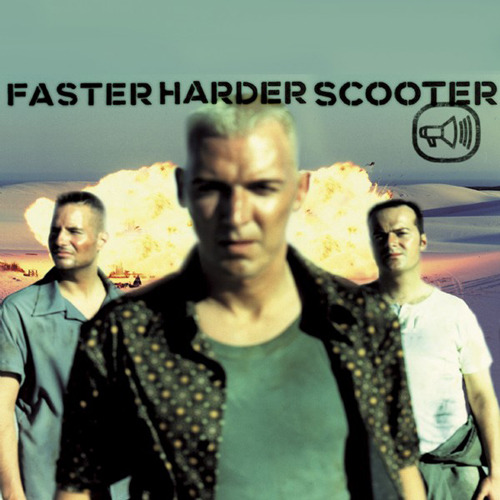 SCOOTER - Fasterharderscooter