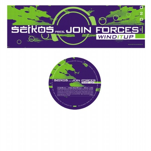 SEIKOS & JOIN FORCES - Wind It Up