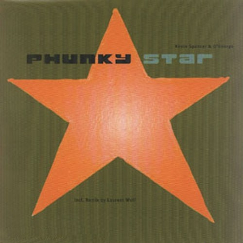 SPENCER, Kevin & D GEORGE - Phunky Star