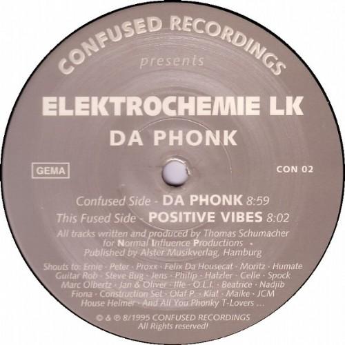 ELEKTROCHEMIE LK - Da Phonk