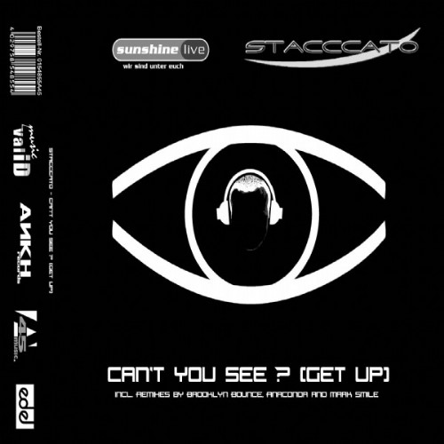 STACCCATO - Can't You See? (Get Up)