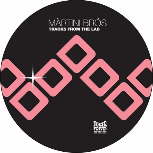 MARTINI BROS - Tracks From The Lab
