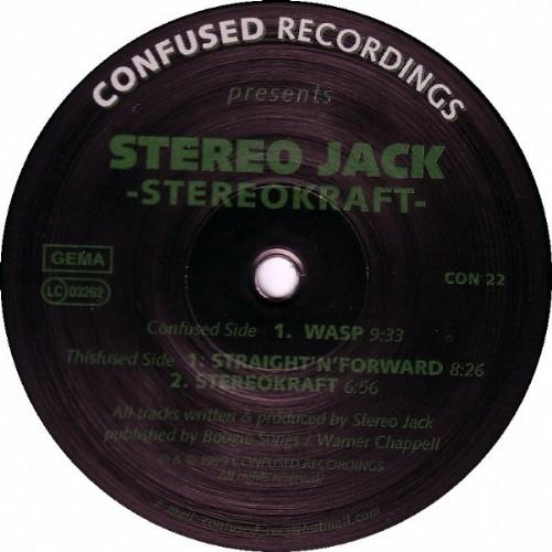 STEREO JACK - Stereokraft