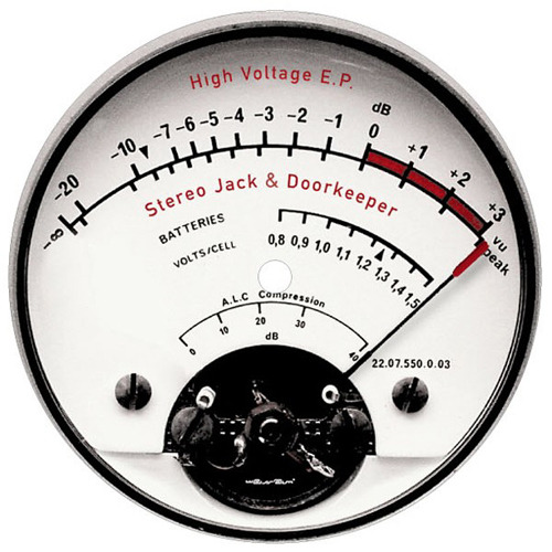 STEREO JACK & DOORKEEPER - High Voltage EP