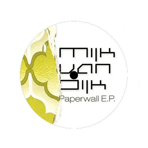 VAN DIJK, Mijk - Paperwall EP