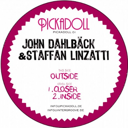 DAHLBACK, John & STAFFAN LINZATTI - Close To The EP