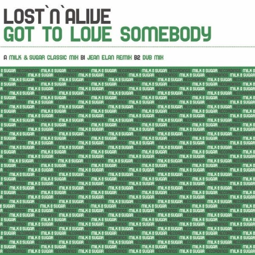 LOST 'n' ALIVE - Got To Love Somebody