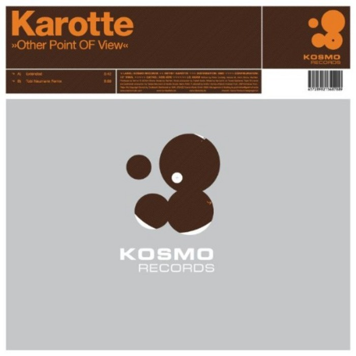 KAROTTE - Other Point Of View