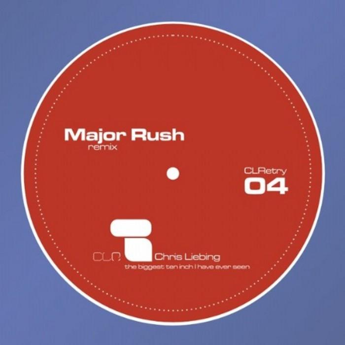 LIEBING, Chris/ANDRE WALTER - CL Retry 04 (Major Rush & Chris McCormack remix)