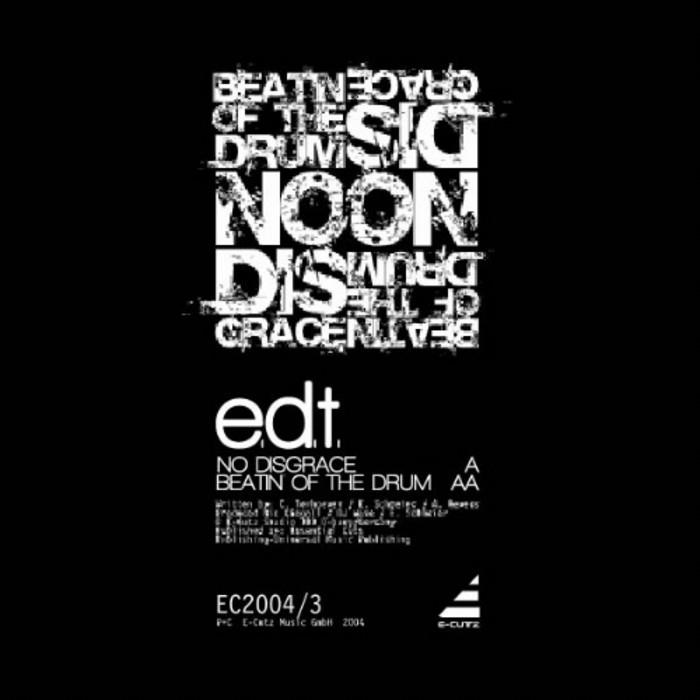 EDT - No Disgrace
