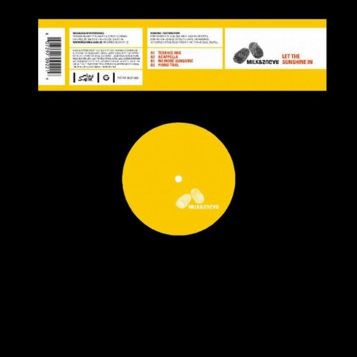 MILK & SUGAR feat LIZZY PATTINSON - Let The Sun Shine
