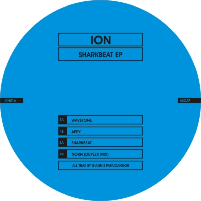 ION - Sharkbeat EP