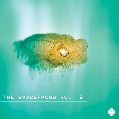 VARIOUS - The Spacefrogs Vol 2