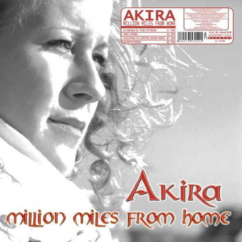 AKIRA - Million Miles From Home