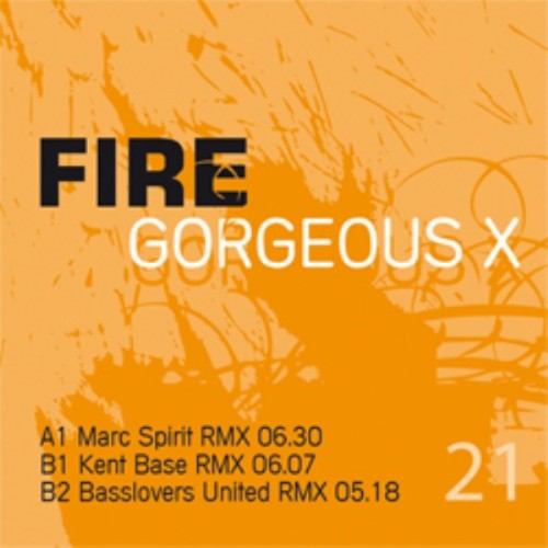GORGEOUS X - Fire
