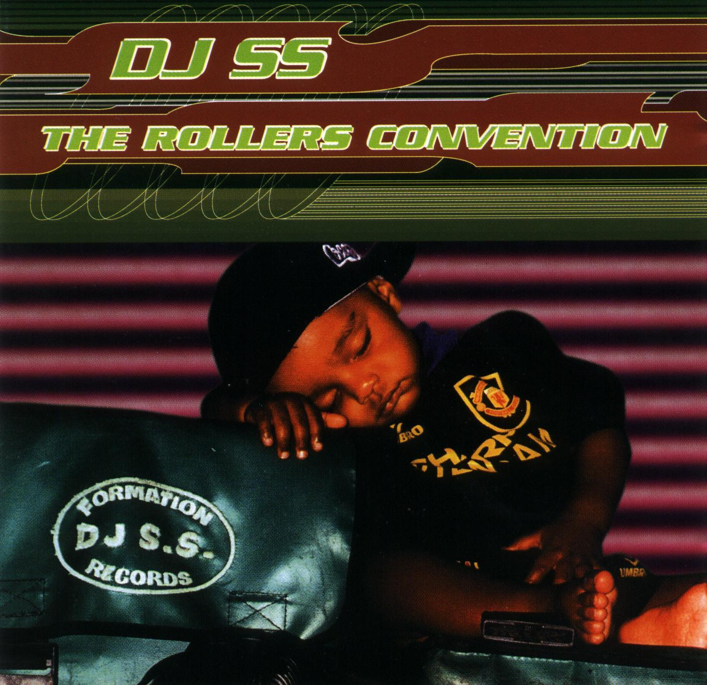 DJ SS - The Rollers Convention