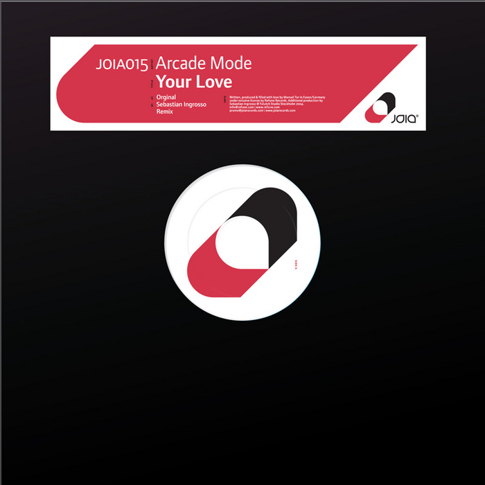 ARCADE MODE - Your Love