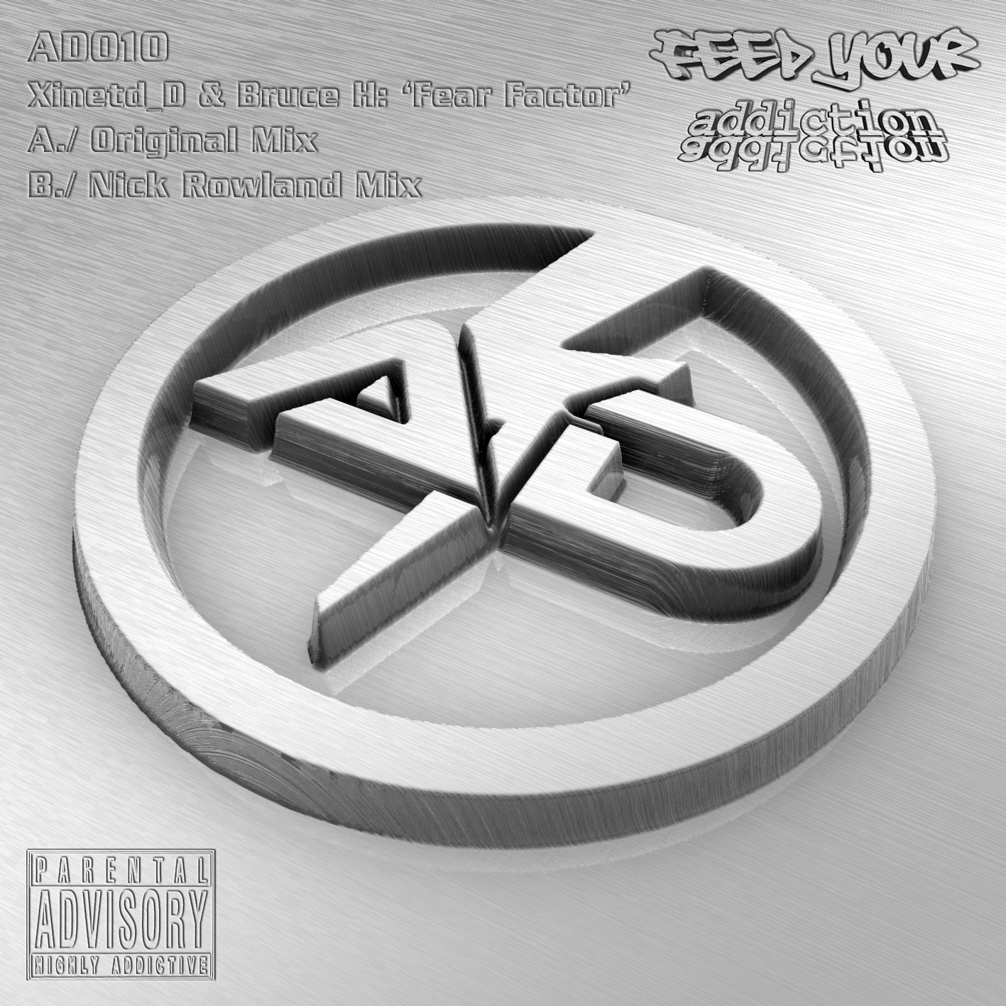 XINETD D & BRUCE H - Fear Factor