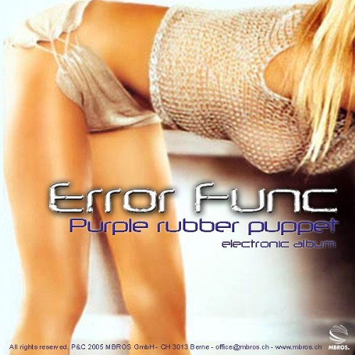 ERROR FUNC - Purple Rubber Puppet