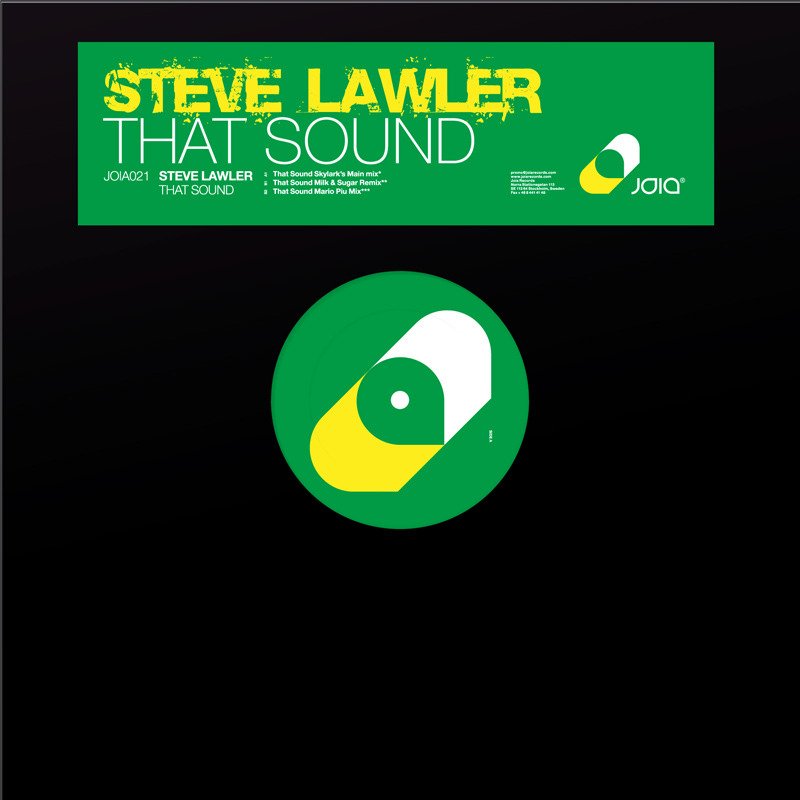 LAWLER, Steve - That Sound Part 1