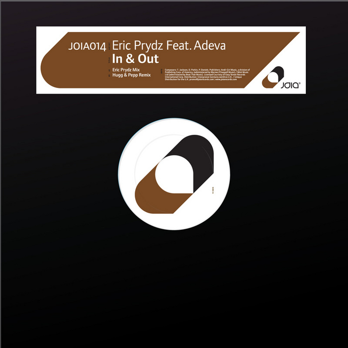 PRYDZ, Eric feat ADEVA - In & Out