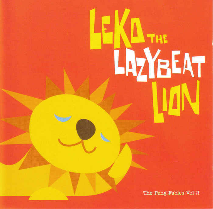 VARIOUS - Leko The Lazybeat Lion: The Peng Fables Volume 2